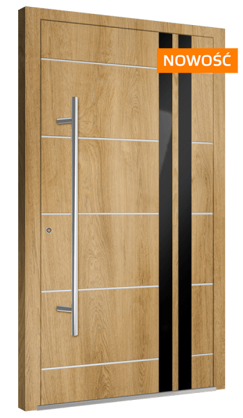 drzwi zewnętrzne marki KRISPOL