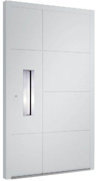drzwi solanos  białe